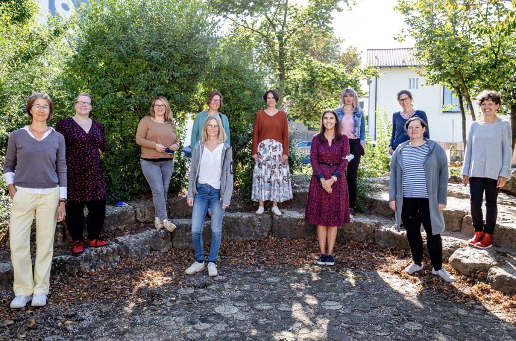 Lehrer und pädagogische Mitarbeiter der Sekundarstufe